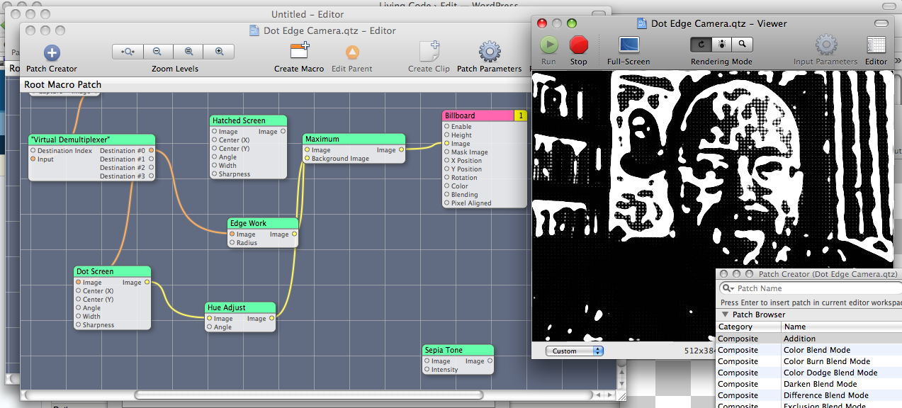 Living Code: The importance of visual programming